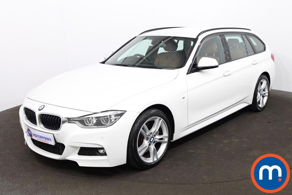 BMW 3 Series 335d xDrive M Sport 5dr Step Auto - Stock Number 1217461 Passenger side front corner