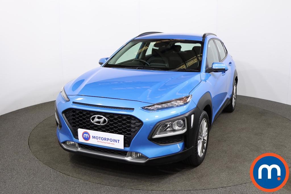 Hyundai Kona 1.0T GDi Blue Drive SE 5dr - Stock Number 1217871 Passenger side front corner