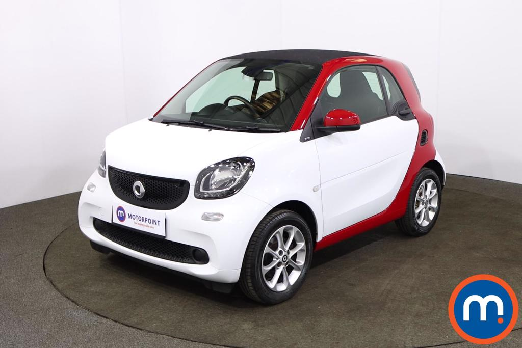 Smart Fortwo Coupe 1.0 Passion 2dr Auto - Stock Number 1217872 Passenger side front corner