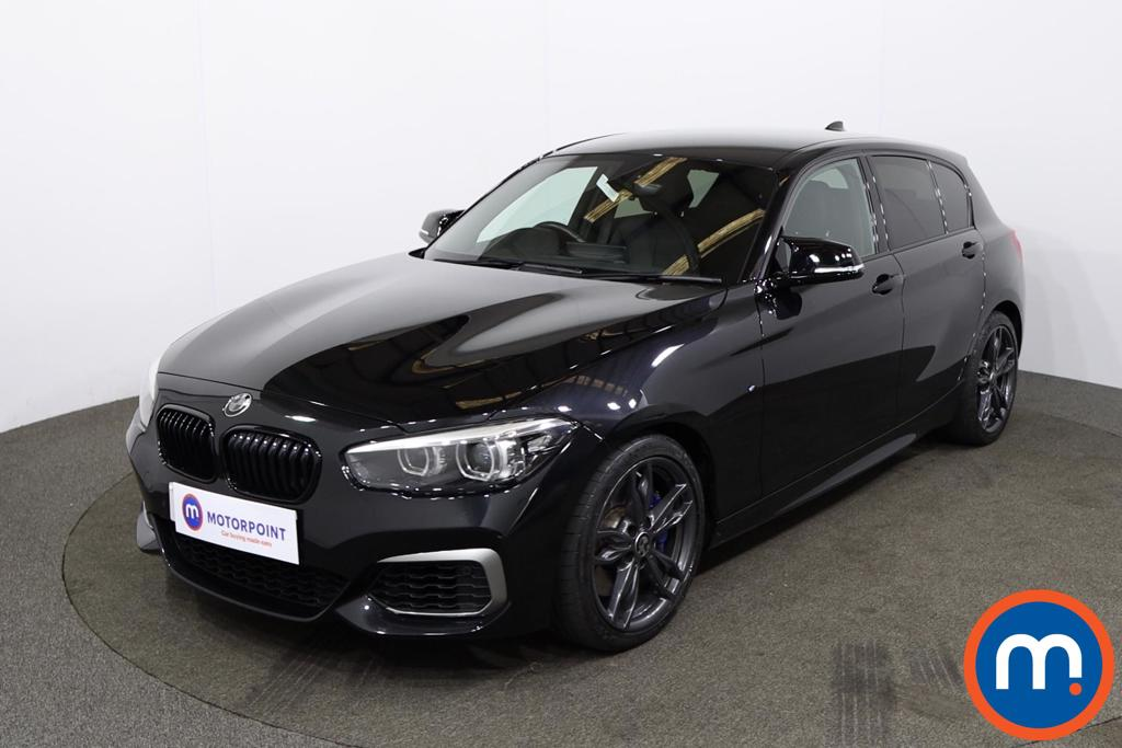 BMW 1 Series M140i Shadow Edition 5dr Step Auto - Stock Number 1218694 Passenger side front corner