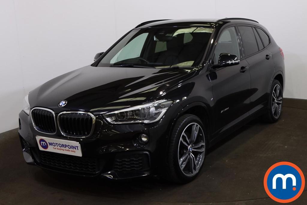 BMW X1 xDrive 20d M Sport 5dr Step Auto - Stock Number 1212446 Passenger side front corner