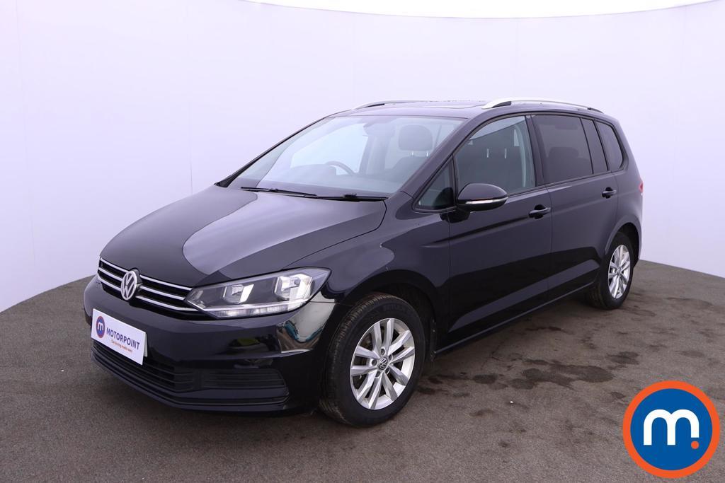 Volkswagen Touran 1.6 TDI 115 SE Family 5dr - Stock Number 1213641 Passenger side front corner
