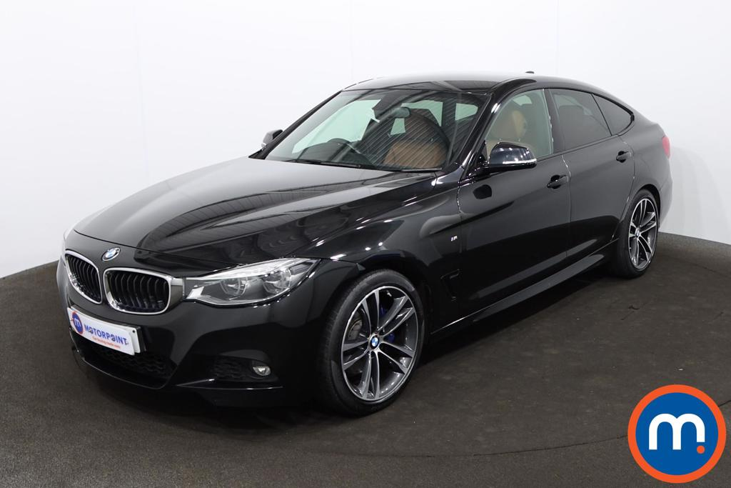 BMW 3 Series 320d [190] M Sport 5dr Step Auto [Prof Media] - Stock Number 1214659 Passenger side front corner