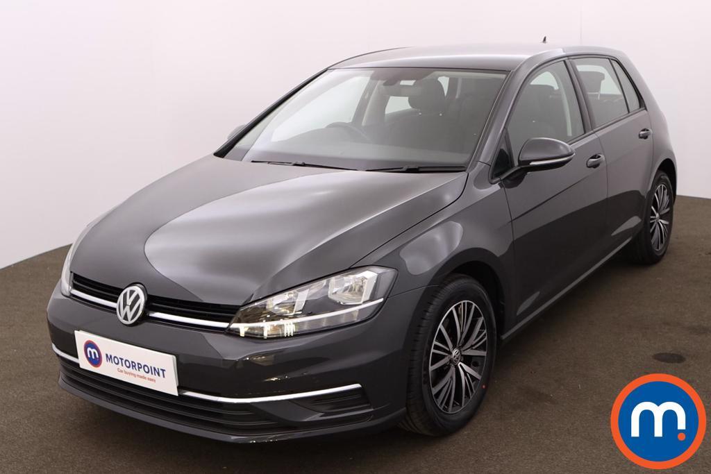 Volkswagen Golf 1.6 TDI SE [Nav] 5dr DSG - Stock Number 1215145 Passenger side front corner