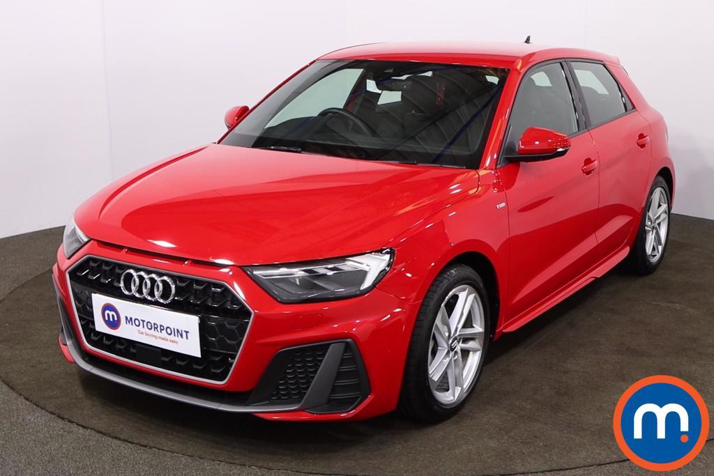 Audi A1 30 TFSI S Line 5dr [Tech Pack] - Stock Number 1215429 Passenger side front corner
