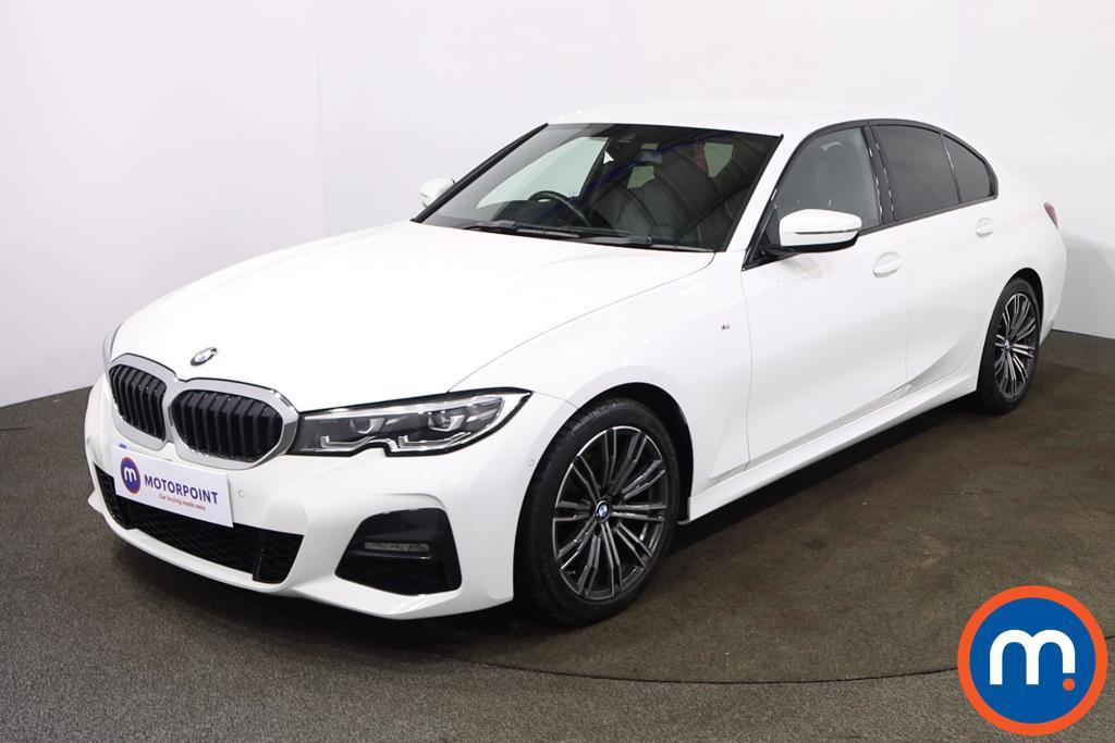 BMW 3 Series 320i M Sport 4dr Step Auto - Stock Number 1215458 Passenger side front corner