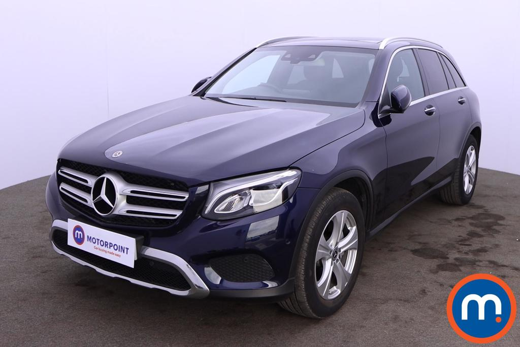 Mercedes-Benz GLC GLC 220d 4Matic Sport Premium Plus 5dr 9G-Tronic - Stock Number 1215742 Passenger side front corner