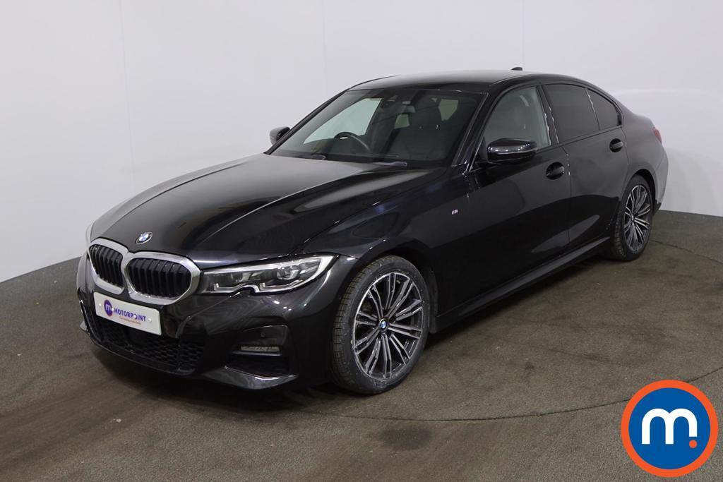 BMW 3 Series 320d M Sport 4dr Step Auto - Stock Number 1215929 Passenger side front corner