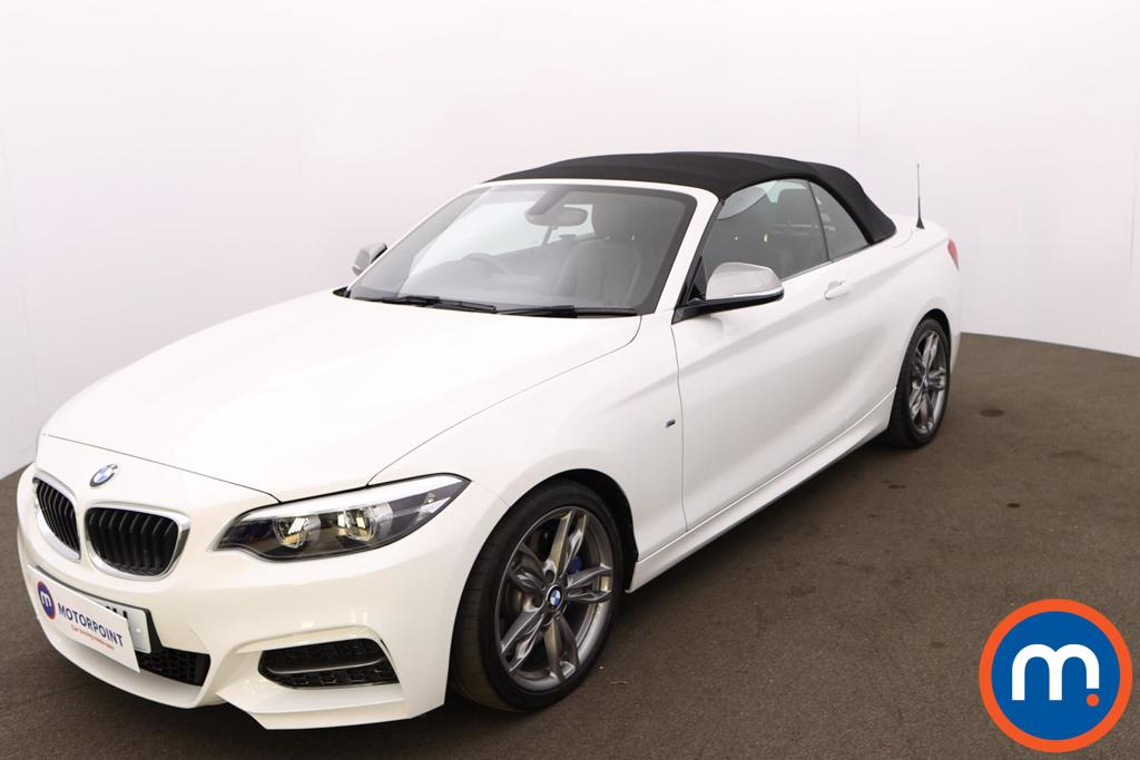 BMW 2 Series M240i 2dr [Nav] Step Auto - Stock Number 1216312 Passenger side front corner