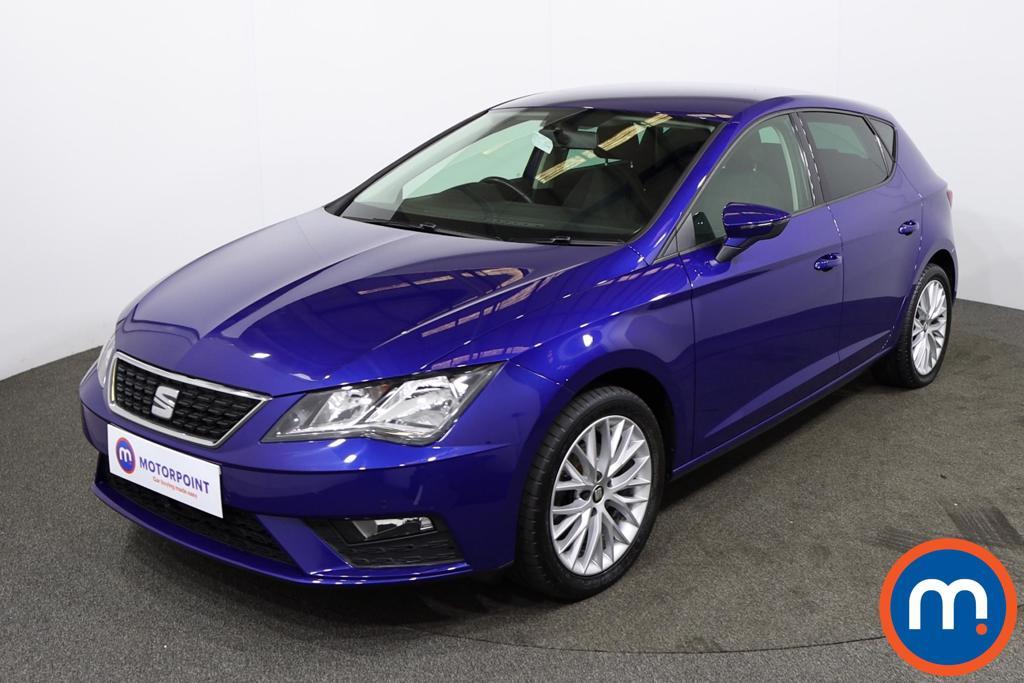 Seat Leon 1.5 TSI EVO SE Dynamic [EZ] 5dr - Stock Number 1216799 Passenger side front corner