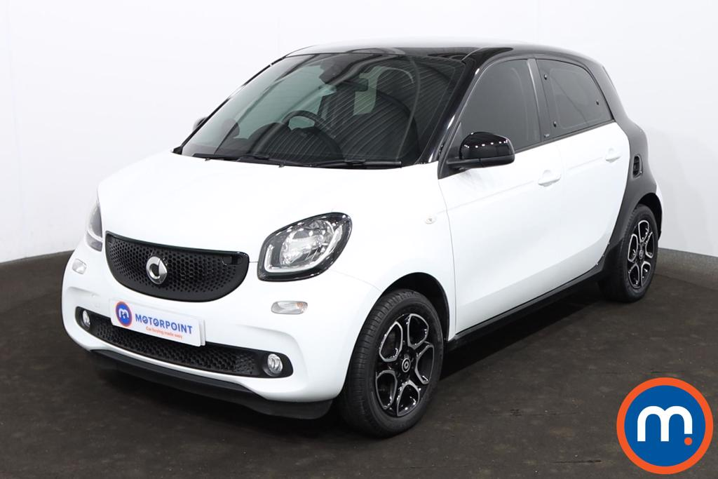 Smart Forfour 1.0 Prime Premium Plus 5dr Auto - Stock Number 1217163 Passenger side front corner