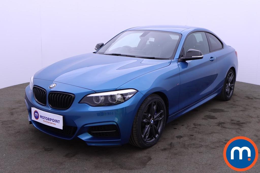 BMW 2 Series M240i 2dr [Nav] Step Auto - Stock Number 1217536 Passenger side front corner