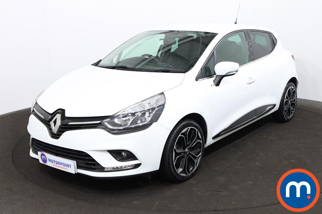 Renault Clio 0.9 TCE 90 Iconic 5dr - Stock Number 1217600 Passenger side front corner