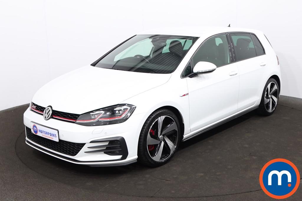 Volkswagen Golf 2.0 TSI 245 GTI Performance 5dr - Stock Number 1214219 Passenger side front corner