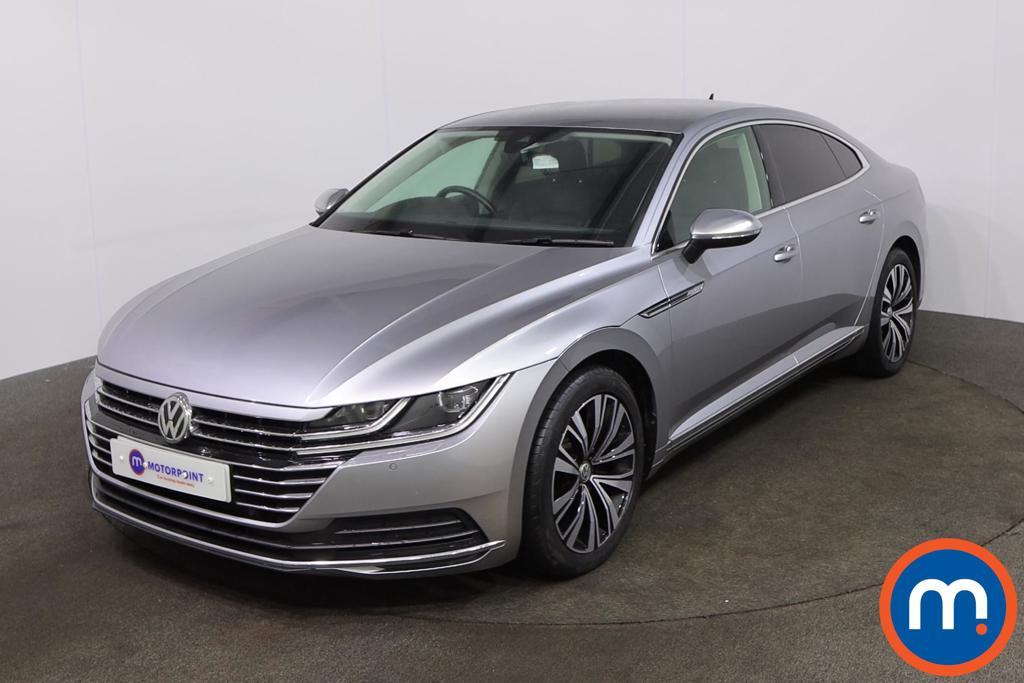 Volkswagen Arteon 1.5 TSI Elegance 5dr DSG - Stock Number 1214930 Passenger side front corner