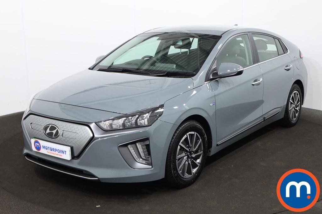 Hyundai Ioniq 100kW Premium 38kWh 5dr Auto - Stock Number 1215436 Passenger side front corner
