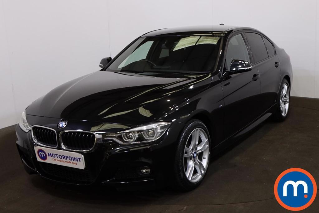 BMW 3 Series 318d M Sport 4dr - Stock Number 1215441 Passenger side front corner