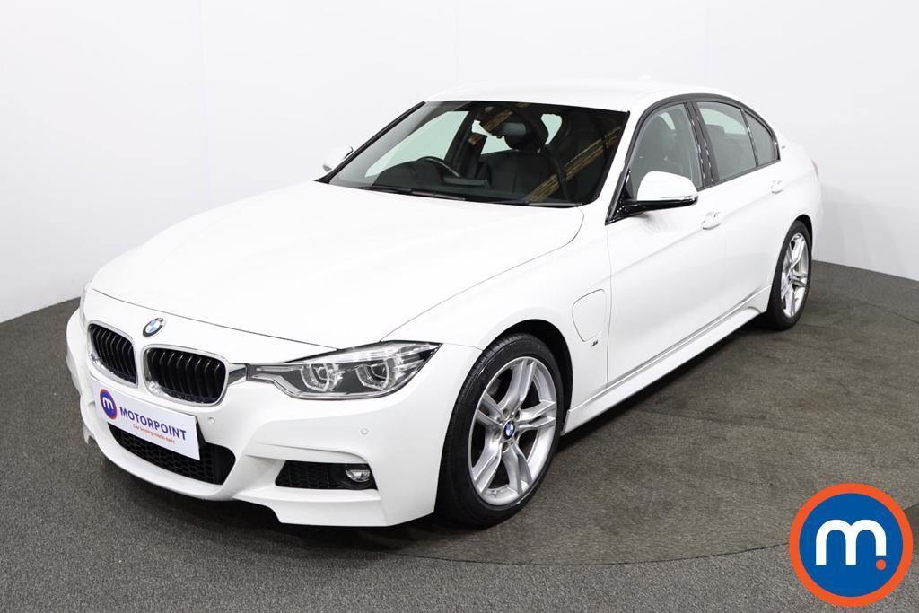 BMW 3 Series 330e M Sport 4dr Step Auto - Stock Number 1215880 Passenger side front corner