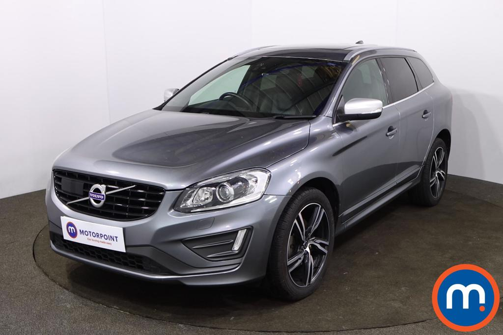 Volvo Xc60 D4 [190] R DESIGN Lux Nav 5dr AWD Geartronic - Stock Number 1216847 Passenger side front corner