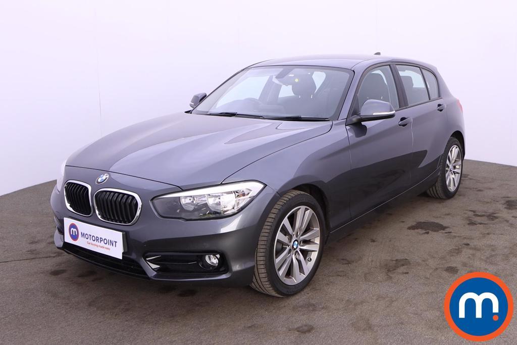 BMW 1 Series 118i [1.5] Sport 5dr [Nav-Servotronic] - Stock Number 1217053 Passenger side front corner