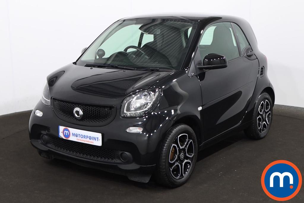 Smart Fortwo Coupe 0.9 Turbo Prime Premium 2dr Auto - Stock Number 1217363 Passenger side front corner