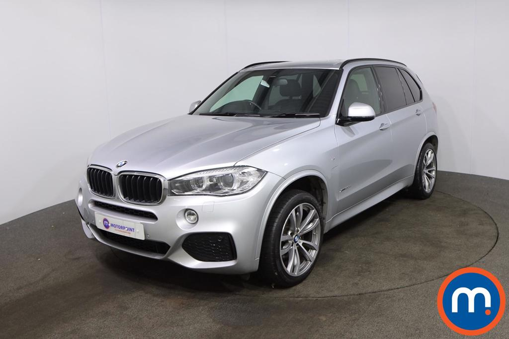 BMW X5 xDrive30d M Sport 5dr Auto [7 Seat] - Stock Number 1217484 Passenger side front corner