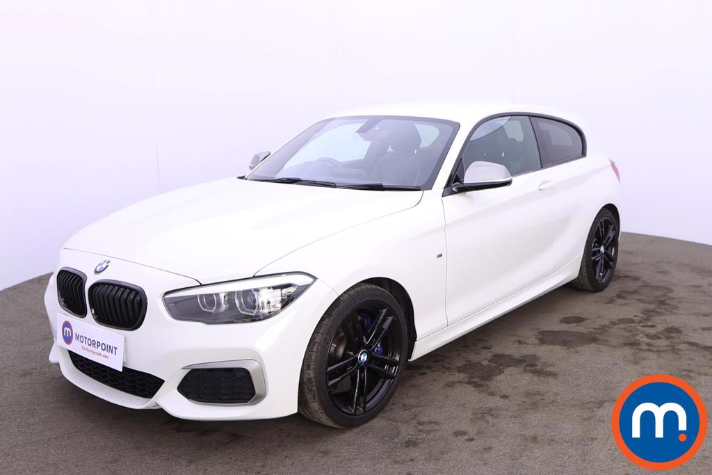 BMW 1 Series M140i Shadow Edition 3dr Step Auto - Stock Number 1217533 Passenger side front corner