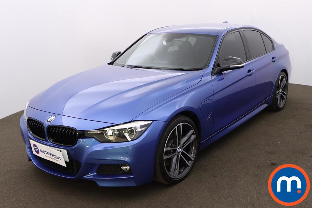 BMW 3 Series 330e M Sport Shadow Edition 4dr Step Auto - Stock Number 1217801 Passenger side front corner