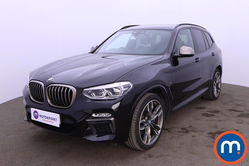 BMW X3 xDrive M40i 5dr Step Auto - Stock Number 1218185 Passenger side front corner
