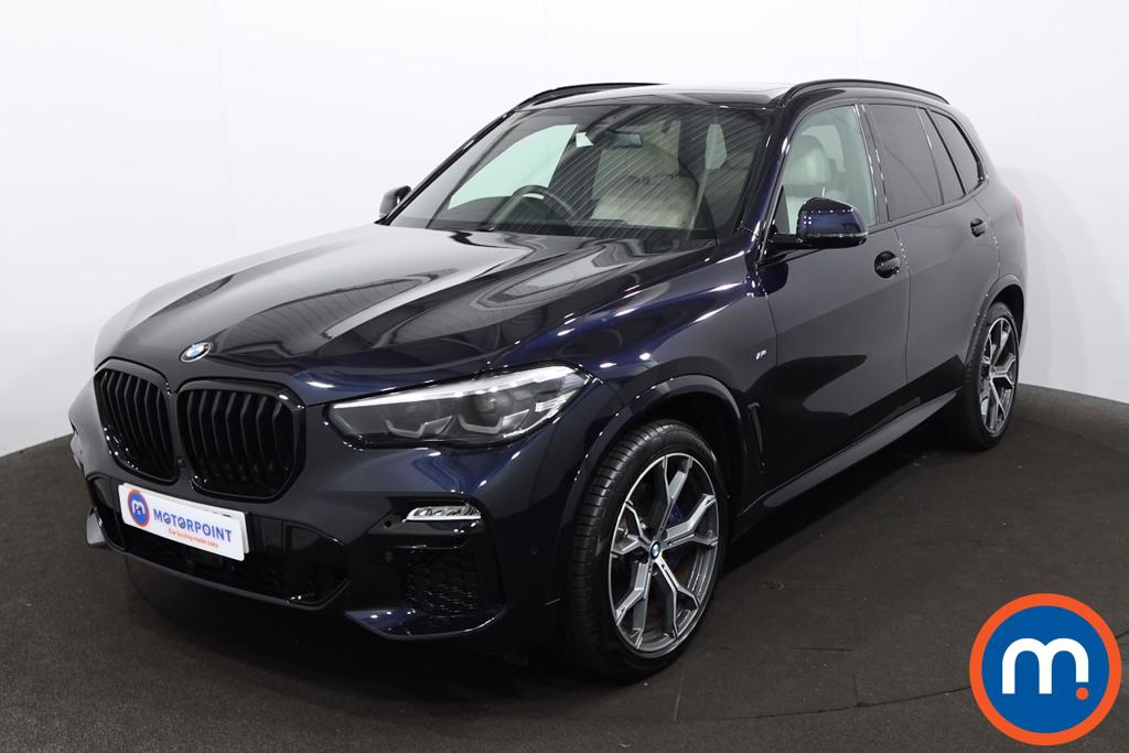 BMW X5 xDrive40i M Sport 5dr Auto - Stock Number 1218551 Passenger side front corner