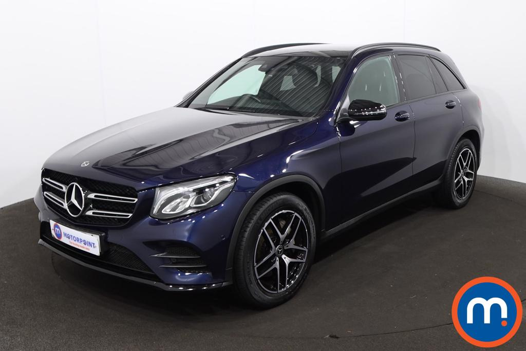 Mercedes-Benz GLC GLC 220d 4Matic AMG Night Edition 5dr 9G-Tronic - Stock Number 1218563 Passenger side front corner