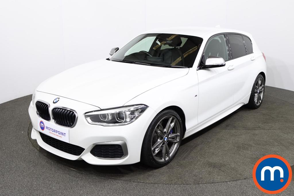 BMW 1 Series M140i 5dr [Nav] Step Auto - Stock Number 1218666 Passenger side front corner