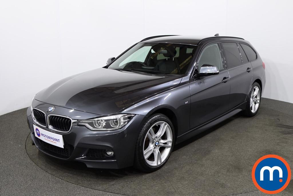 BMW 3 Series 320d xDrive M Sport 5dr Step Auto - Stock Number 1218696 Passenger side front corner