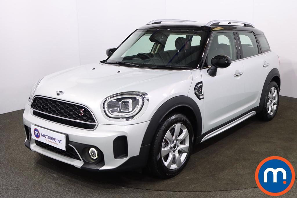 Mini Countryman 2.0 Cooper S Classic 5dr Auto - Stock Number 1218752 Passenger side front corner