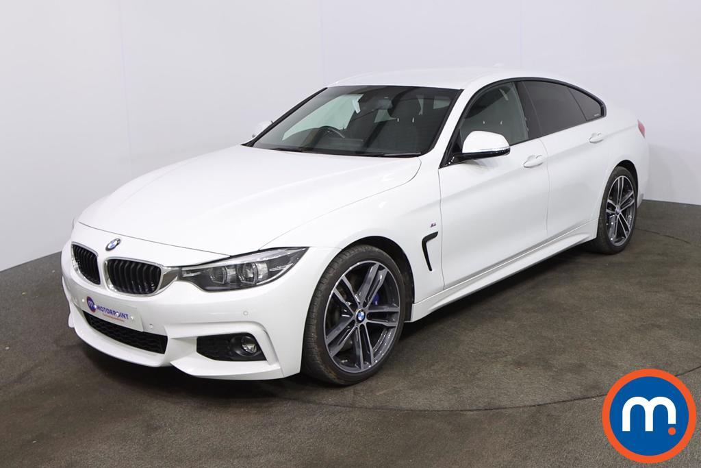 BMW 4 Series 430d M Sport 5dr Auto [Professional Media] - Stock Number 1215202 Passenger side front corner