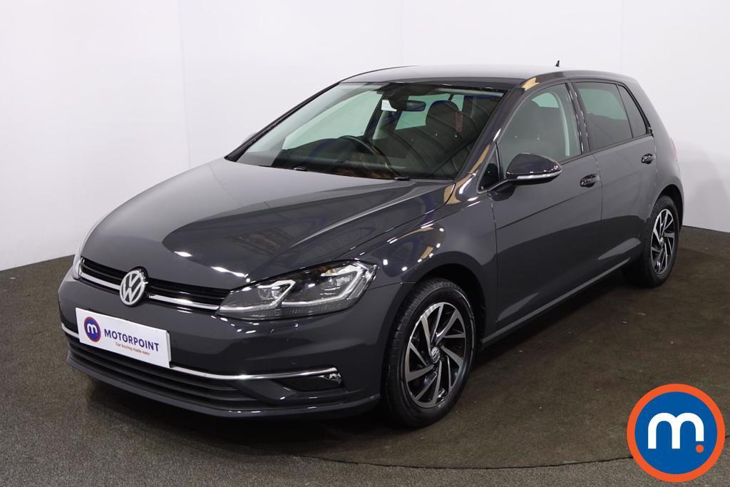 Volkswagen Golf 1.6 TDI Match Edition 5dr - Stock Number 1215973 Passenger side front corner