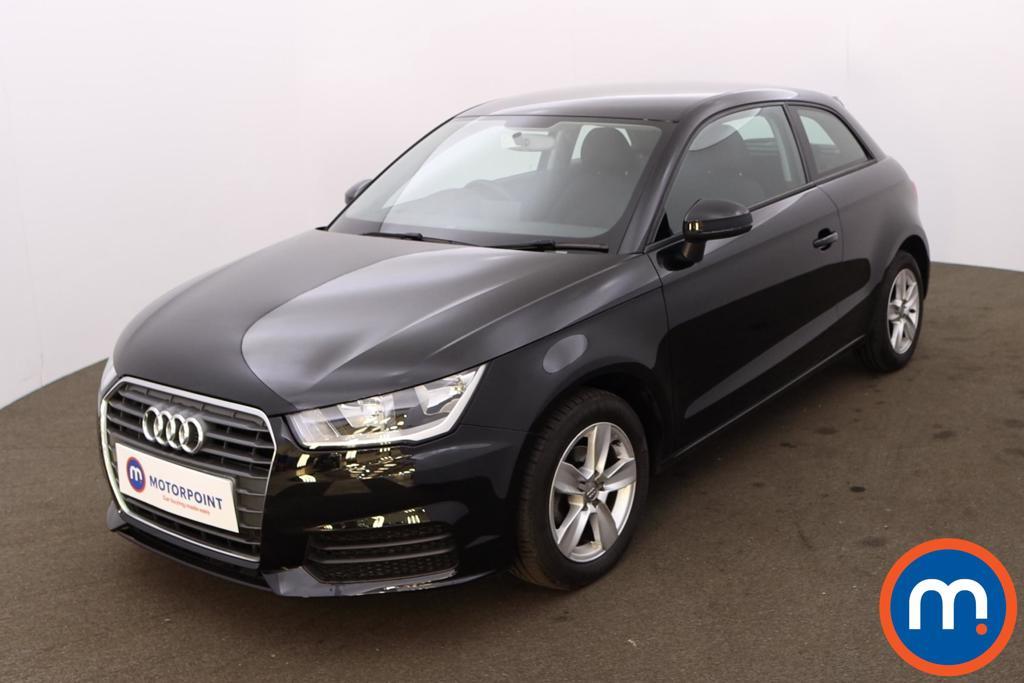 Audi A1 1.0 TFSI SE 3dr - Stock Number 1216905 Passenger side front corner