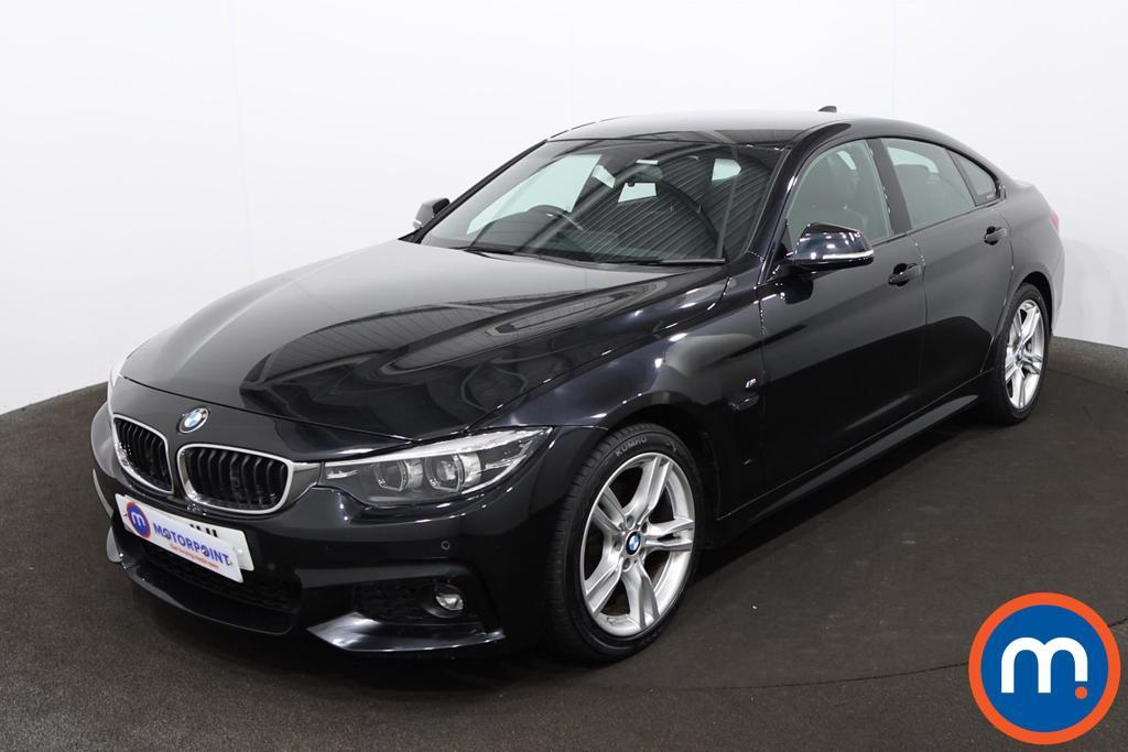 BMW 4 Series 420d [190] M Sport 5dr Auto [Professional Media] - Stock Number 1217090 Passenger side front corner