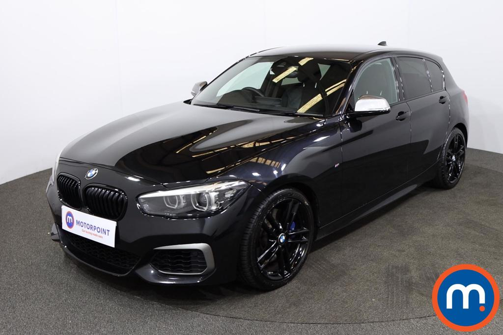 BMW 1 Series M140i Shadow Edition 5dr Step Auto - Stock Number 1217540 Passenger side front corner