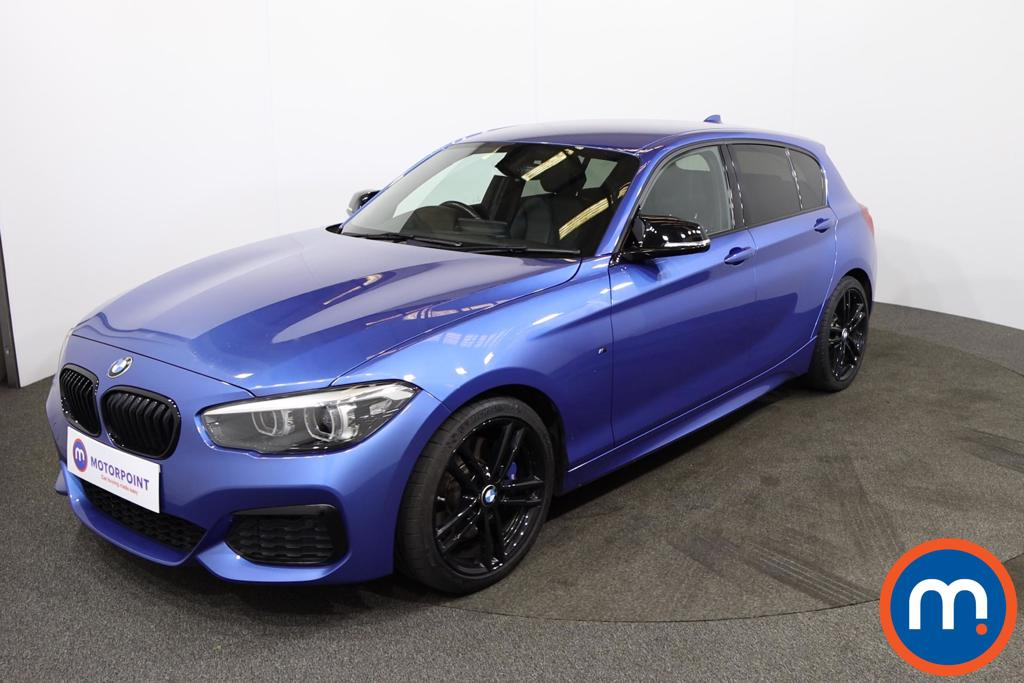 BMW 1 Series M140i Shadow Edition 5dr Step Auto - Stock Number 1217726 Passenger side front corner