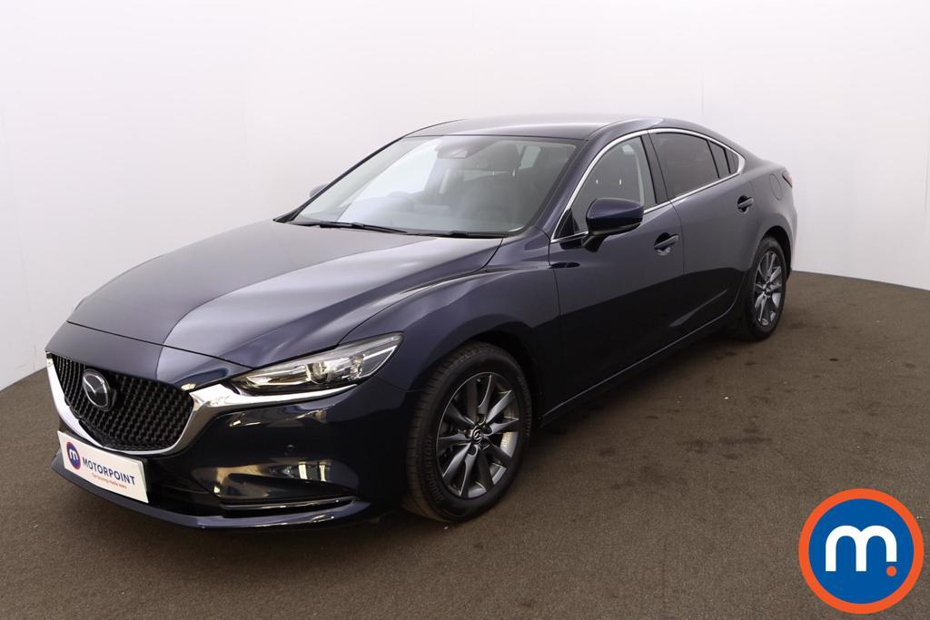 Mazda 6 2.2d SE-L Lux Nav-Plus 4dr - Stock Number 1218201 Passenger side front corner