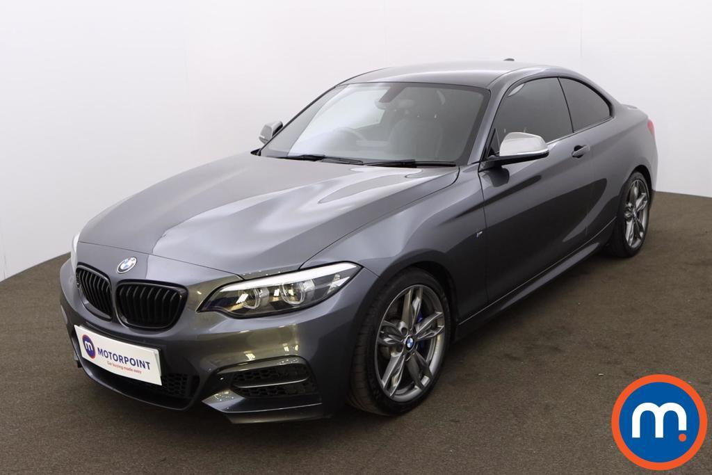 BMW 2 Series M240i 2dr [Nav] Step Auto - Stock Number 1218471 Passenger side front corner