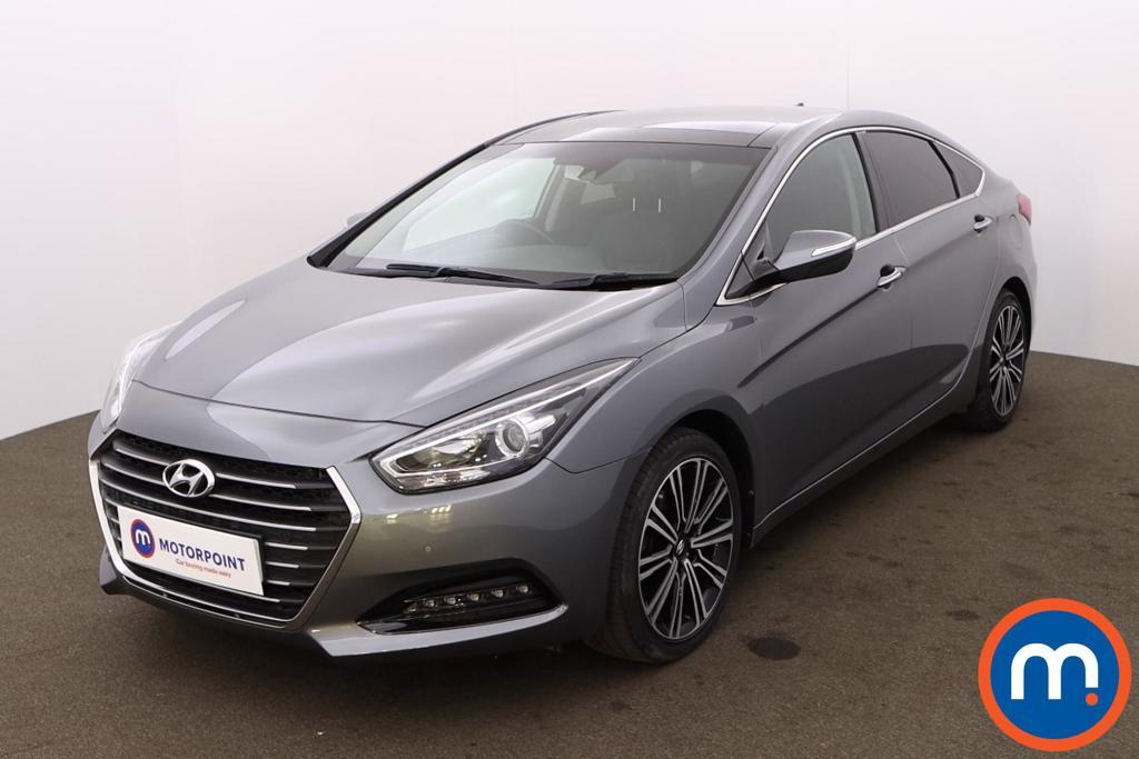 Hyundai I40 1.7 CRDi Blue Drive Premium 4dr DCT - Stock Number 1218659 Passenger side front corner