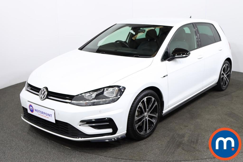 Volkswagen Golf 1.5 TSI EVO 150 R-Line 5dr DSG - Stock Number 1218708 Passenger side front corner
