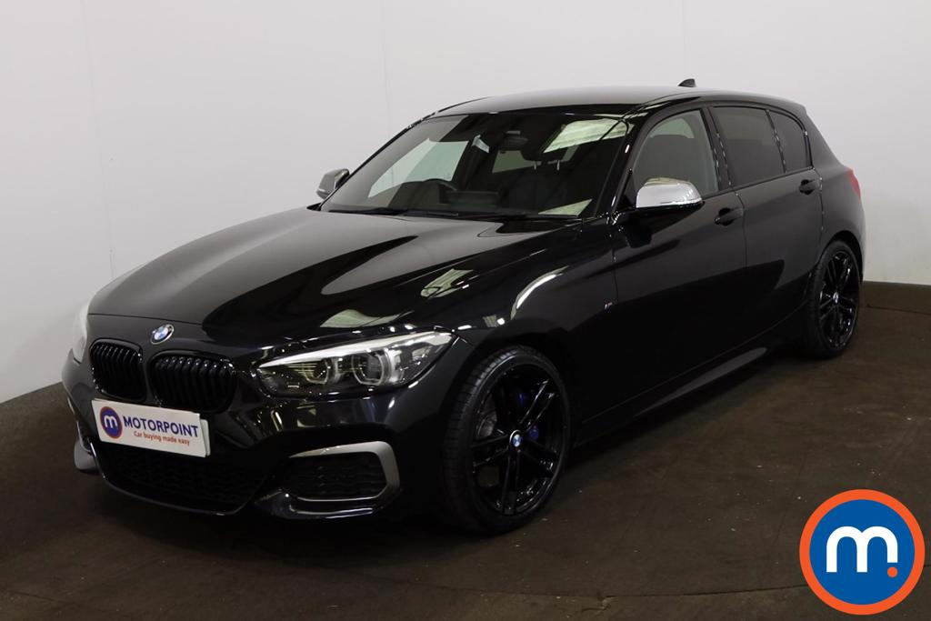 BMW 1 Series M140i Shadow Edition 5dr Step Auto - Stock Number 1218712 Passenger side front corner