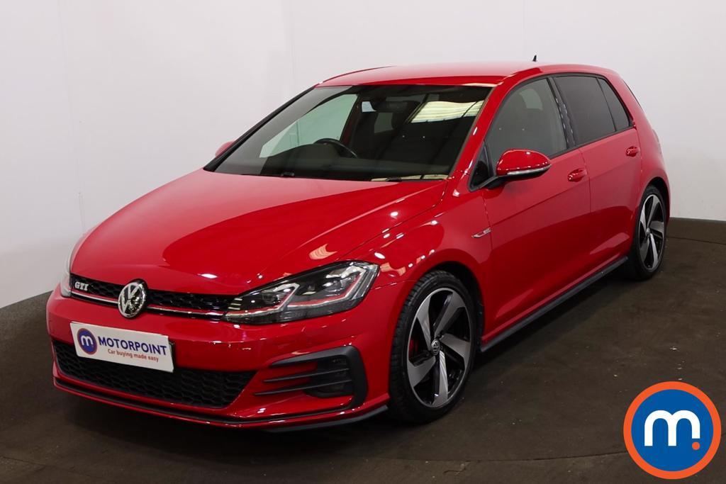 Volkswagen Golf 2.0 TSI GTI 5dr DSG - Stock Number 1219063 Passenger side front corner