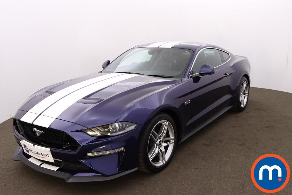 Ford Mustang 5.0 V8 GT 2dr - Stock Number 1219694 Passenger side front corner
