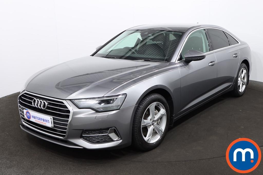 Audi A6 40 TDI Sport 4dr S Tronic [Tech Pack] - Stock Number 1219882 Passenger side front corner