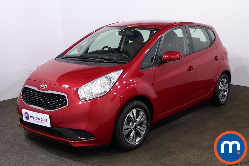 KIA Venga 1.6 2 5dr Auto [6] - Stock Number 1207563 Passenger side front corner