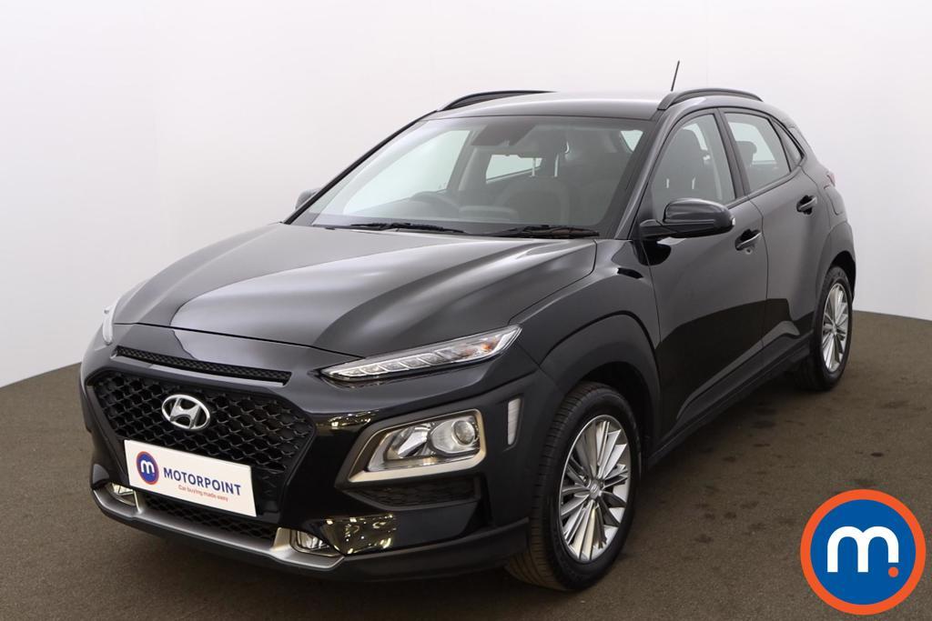 Hyundai Kona 1.0T GDi Blue Drive SE 5dr - Stock Number 1208756 Passenger side front corner